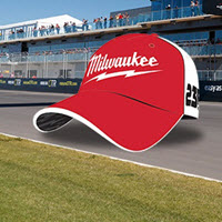 Milwaukee Racing's range of Hats, Caps and Beanies
